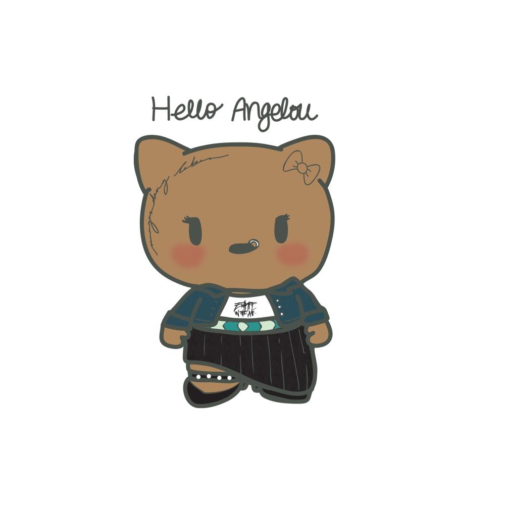 hello angelou 1