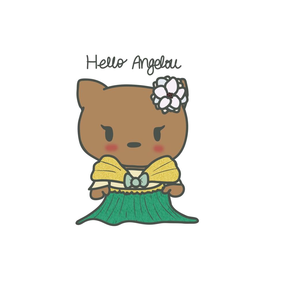 hello angelou 2