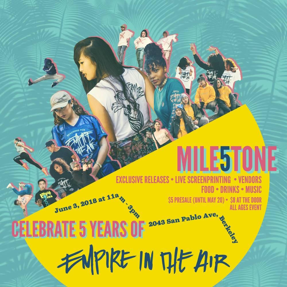 Mile5tone Flyer